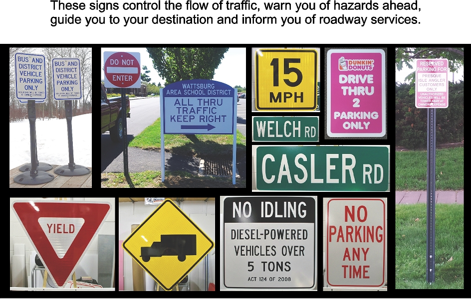 Web Traffic Signs